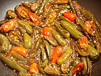 ハラペーニョの佃煮