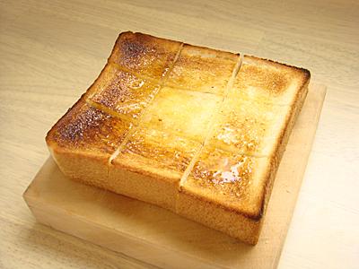メープルバタートースト