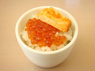 焼き鮭&いくら