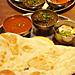 インド料理の店でランチ♪