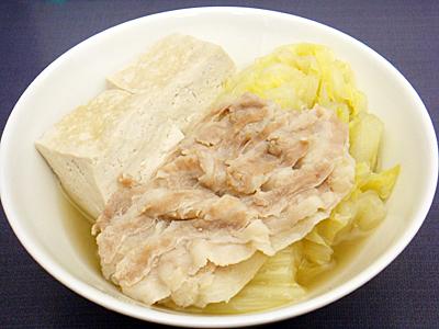 【塾後】白菜鍋