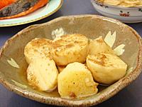 里芋の煮物