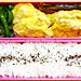 10/21 鶏ムネ肉のピカタ弁当