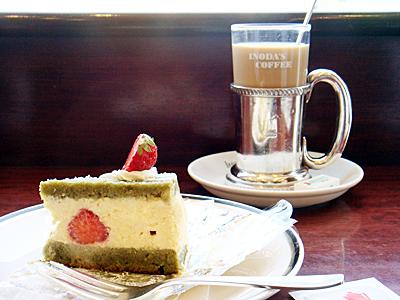 【カフェ】イノダコーヒ@大丸東京