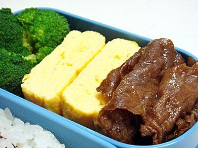 6/4 牛しょうが煮弁当