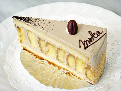 「モカケーキ」