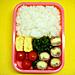 4/16 豚肉のチーズ巻き弁当