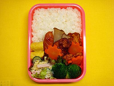 2/17 鶏から揚げ弁当