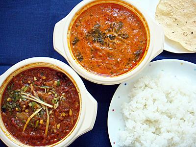 インド料理で♪ Happy Birthday 2014