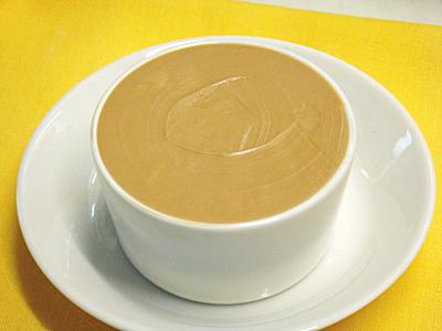 パンケーキ w/ コーヒーバタクリ