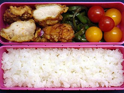 9/22 鶏から揚げ弁当