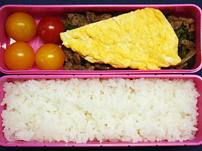 9/24 豚のスパイシー炒め弁当