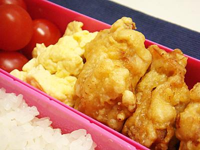 9/30 鶏から揚げ弁当