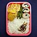 9/28 豚の紫蘇チーズ巻き弁当