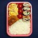 10/23 豚の紫蘇チーズ巻き弁当