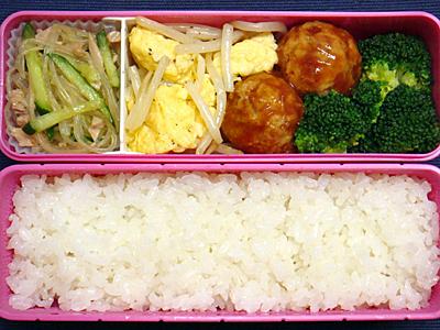 2/10 煮豚入り中華サラダ弁当