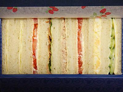 3/10 サンドイッチ弁当