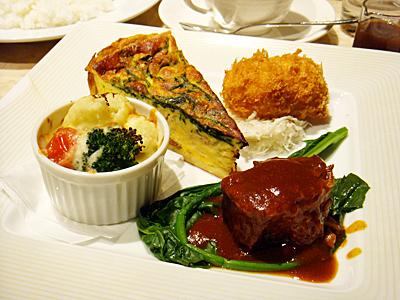 レストラン&カフェ Manna@新宿