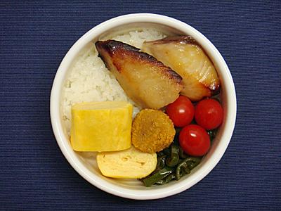 11/25 焼き魚弁当