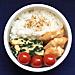 5/24 鶏ムネ肉の塩から揚げ弁当
