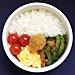 5/31 ゴーヤと豚肉の炒めもの弁当