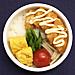 6/30 鶏の甘酢煮弁当