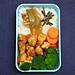 2/17 鶏ムネ肉の塩から揚げ弁当