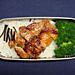 2/25 鶏の塩焼き弁当