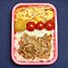 4/20 豚バラの照り煮弁当