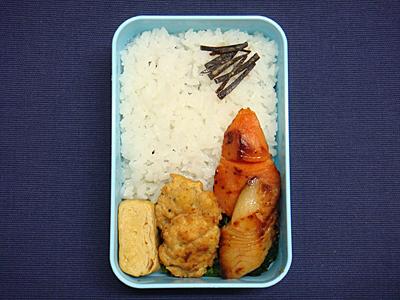 2/8 焼き魚弁当