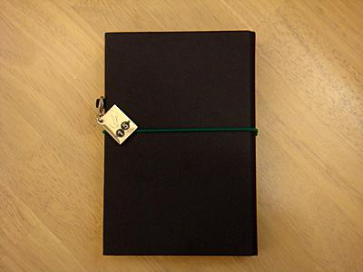 【自作】コーヒーパスポートケース