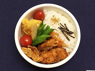 6/23 鶏から揚げ弁当